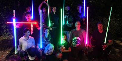 FREE Lightsaber fencing meet