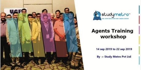 Agent Training Workshops in Bangalore, Hyderabad, Ahmedabad, Jaipur, Indore tickets