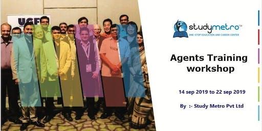 Agent Training Workshops in Bangalore, Hyderabad, Ahmedabad, Jaipur, Indore