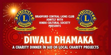 Diwali Dhamaka  tickets