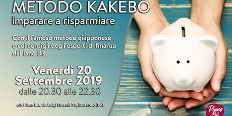 Metodo Kakebo: imparare a risparmiare biglietti