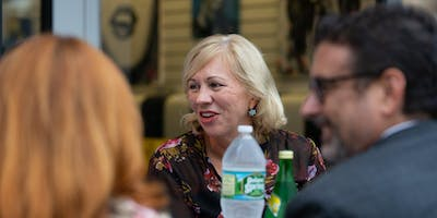 WIFF Brunch & Learn: Conversation with Former E.V.P. of HBO, Mayor Shelley Brindle