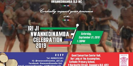 New Yam Festival tickets