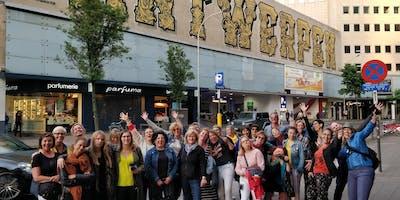 Street Art Antwerp Centrum tour