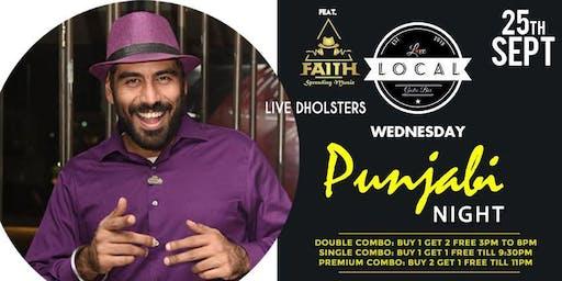 Wednesday Punjabi Night - Dj Faith