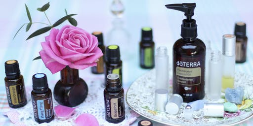 doTERRA Essential Oils Community Day