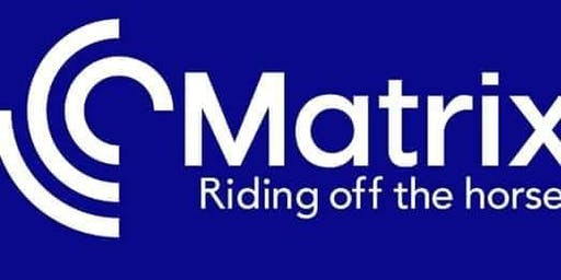 Matrix Riding Off the Horse