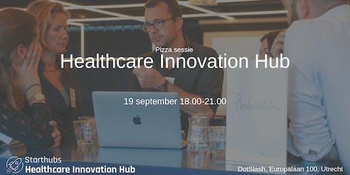 Pizza sessie Healthcare Innovation Hub