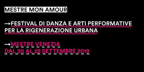 GAGA for People con Yaara Dolev @MestreMonAmour Festival biglietti
