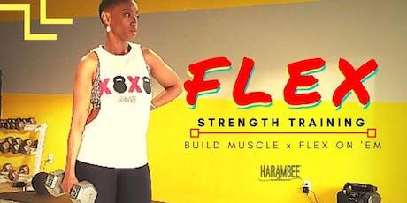FLEX - Strength Training tickets