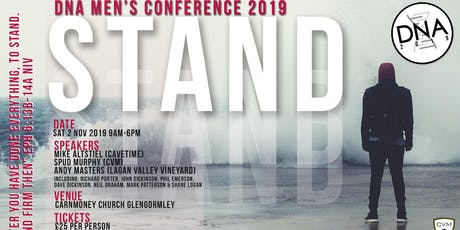 DNA Men's Conference 2019  tickets