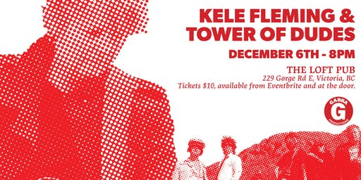 Kele Fleming and Tower of Dudes