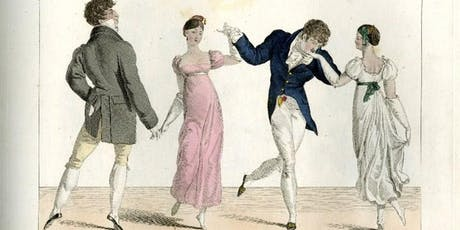 Dancing with Darcy and Tea with Mrs Bennet: Charlies Ant and Danserye tickets