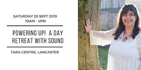 Powering Up! A Day Retreat with Sound tickets