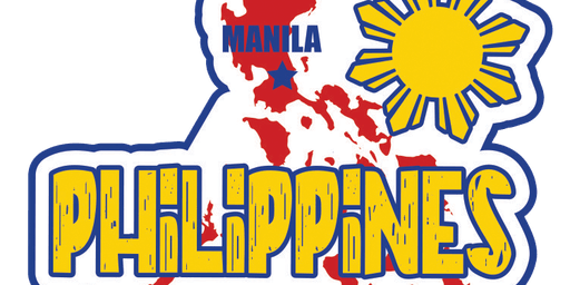 The Race Across the Philippines 5K, 10K, 13.1, 26.2 -Raleigh