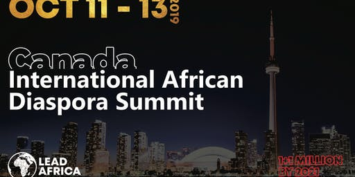 International African Diaspora Summit - LEADERSHIP & EMPOWERMENT DAY