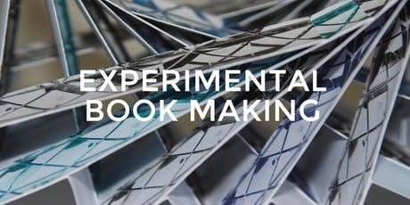 Experimental Book Making tickets