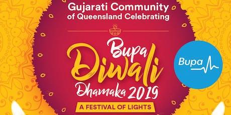 BUPA GCQ DIWALI DHAMAKA 2019 tickets