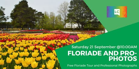 Floriade and Professional Photos tickets