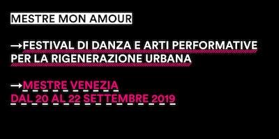 Masterclass Danza Contemporanea con Cristina Rizzo @MestreMonAmour Festival