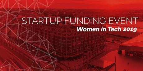 Startup Funding Event - Women in Tech (invite-only) tickets