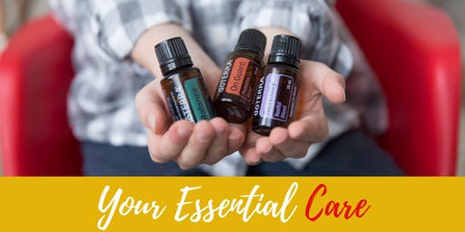 Introduction to Essential Oils and Natural Living - Dumfries