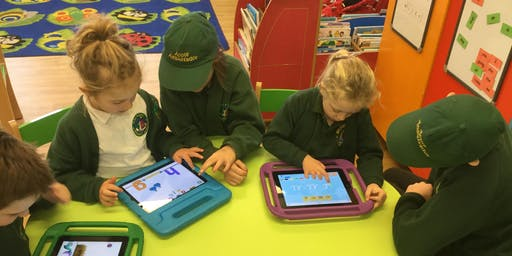 iPads in Action! – Interactive Learning Walk