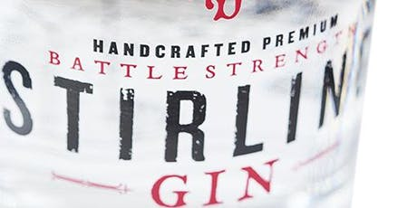 Stirling Distillery American Greats Cocktail Masterclass tickets