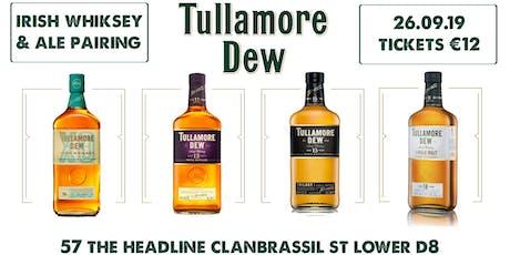 Tullamore Dew Whiskey & Irish Ale Pairing tickets
