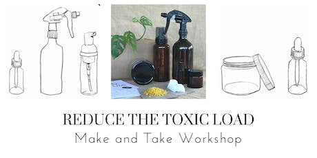 Detox your home - Workshop - Make and Take tickets