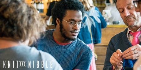 Knit and Nibble Time - Knitting Club, Peckham tickets