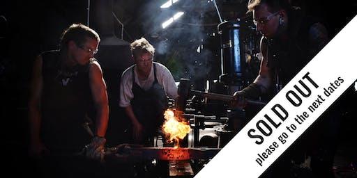 Intro I: Contemporary Blacksmithing with Pete Mattila