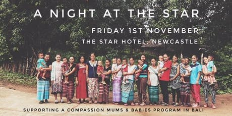 A Night at The Star tickets