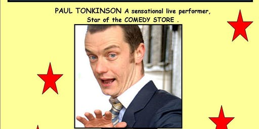LUDGERSHALL COMEDY CLUB