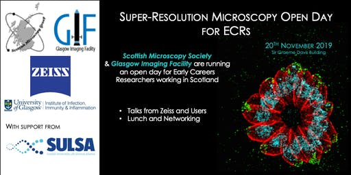 Super-Resolution Microscopy Open Day for ECRs