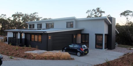 Certified Passive House Display Home Open Day tickets