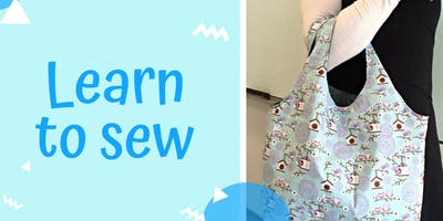 Learn to sew a tote bag with Mel