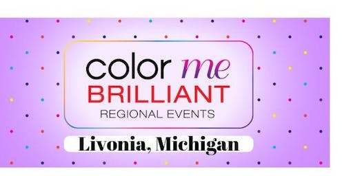 Color me Brilliant Livonia meeting!