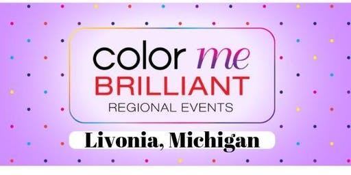 Color me brilliant training in Livonia