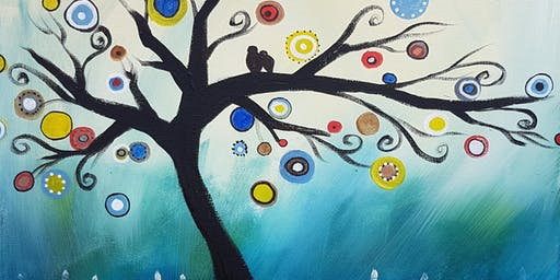 Sip & Paint with Sharon