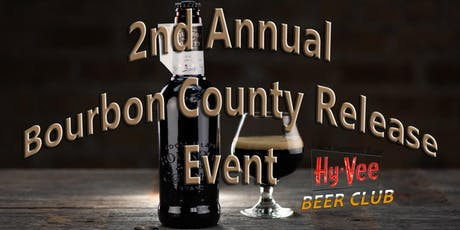 2nd Annual Bourbon County Stout Release Event tickets