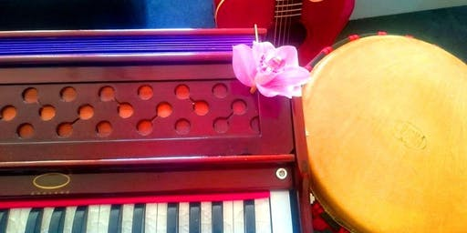 A Night of Kirtan and Medicine Songs