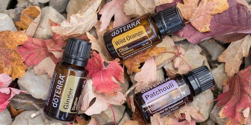 Introduction to Essential Oils & Aromatherapy