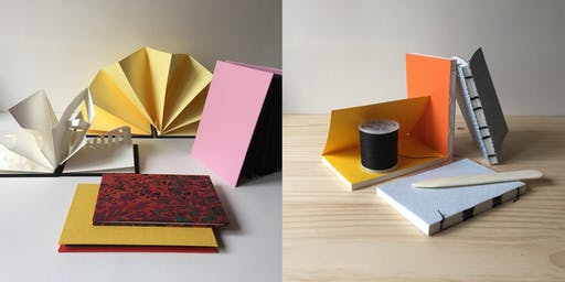 Bookbinding Basics - Day course