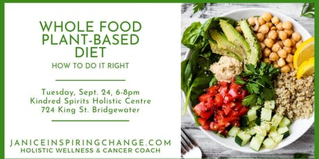 Whole Food Plant-Based Diet 101 tickets