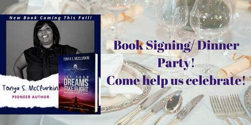 Book Signing Dinner Party