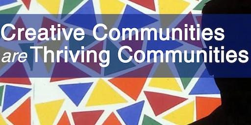 Workshop: The Artistry of Community Change