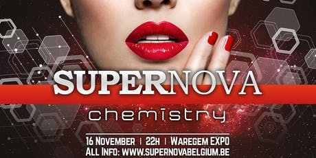 SUPERNOVA Chemistry tickets