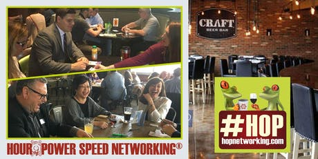 HOP Happy Hour Speed Networking Cuyahoga Falls *Cash Bar/Open to all! tickets