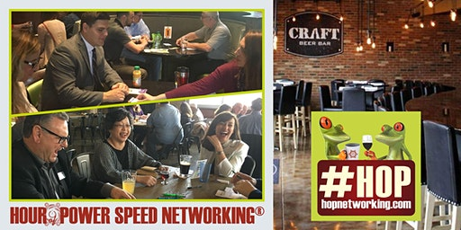 HOP Happy Hour Speed Networking Cuyahoga Falls *Cash Bar/Open to all!